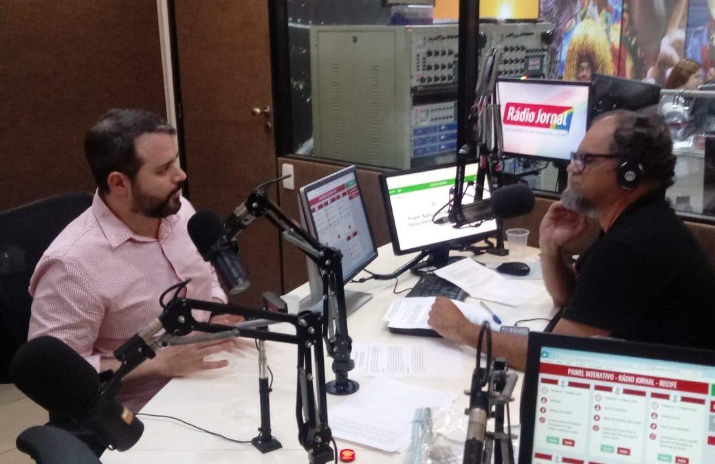Instagram para Negócios – Entrevista na Rádio Jornal